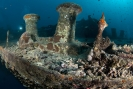 SS Thistlegorm (sunken 1941), North Red Sea